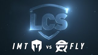 IMT vs FLY  | Week 1 | LCS Spring Split | Immortals vs. FlyQuest (2020)