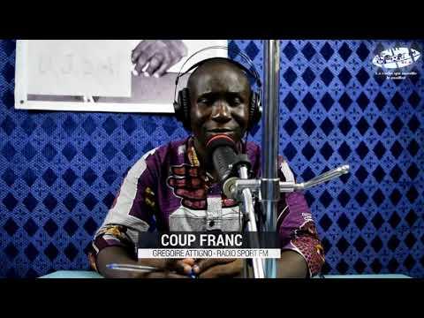 SPORTFM TV - COUP FRANC DU 05 DECEMBRE 2019 PRESENTE PAR GREGOIRE ATTIGNO
