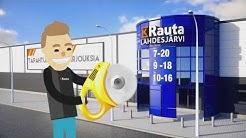 K-Rauta Lahdesjärvi - Kesämarkkinat
