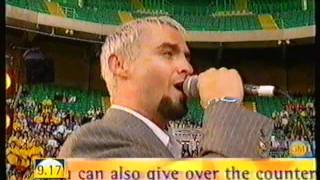 Wet Wet Wet - If I Never See You Again - GMTV - Get up and Give - 1997