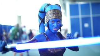 crazy cosplay in 60 seconds from day 1 of comic con ign access