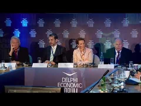 Prof. Uzi Arad | Delphi Economic Forum 2018