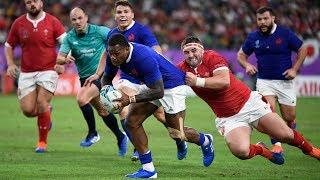 Coupe du monde de rugby : Le résumé de France – Pays de Galles