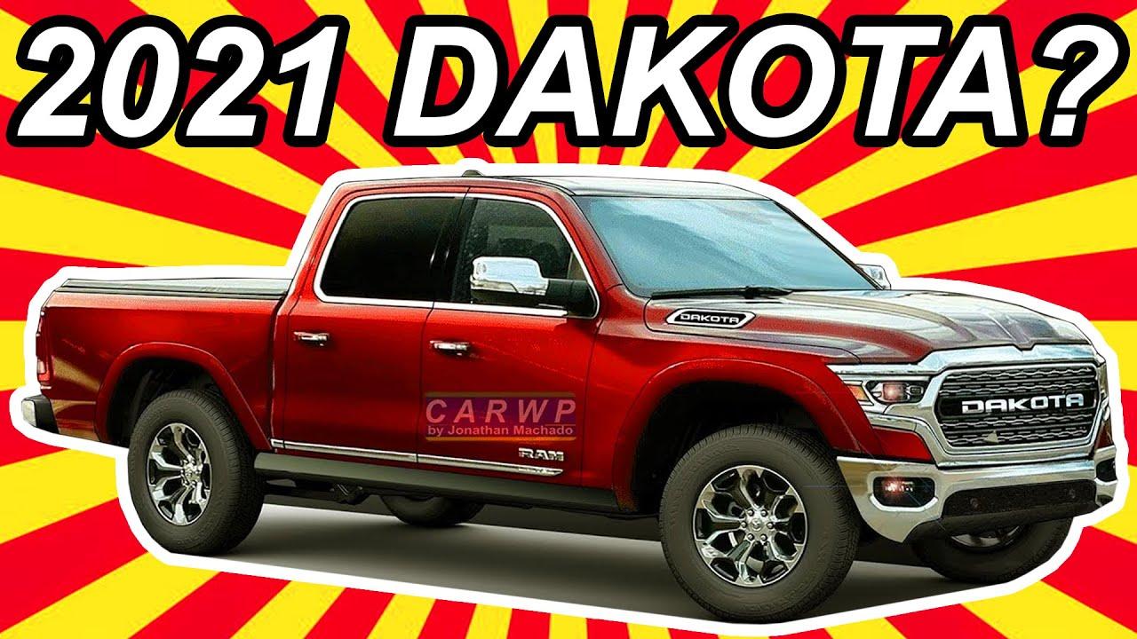 New Dodge Dakota >> Render All New 2021 Ram Dakota Jeep Gladiator Platform Chevrolet Colorado Ford Ranger Rival