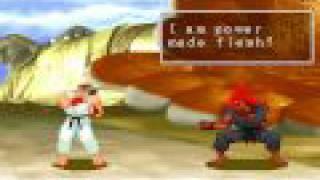 Repeat youtube video Arcade Longplay [162] Street Fighter Alpha
