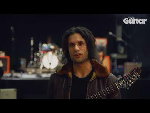 Me And My Guitar: Turbowolf's Andy Ghosh / Gibson Firebird Studio
