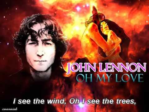 Oh My Love Karaoke John Lennon