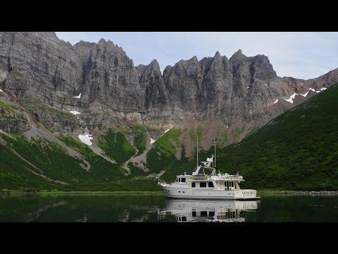 Venture to the Aleutians. Sand Point to Kodiak