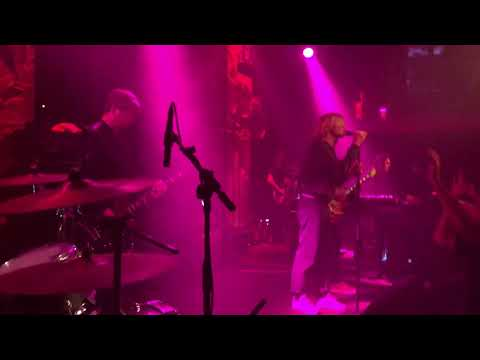 The Charlatans -The only one I know @Zürich Mascotte Club 24.02.2018