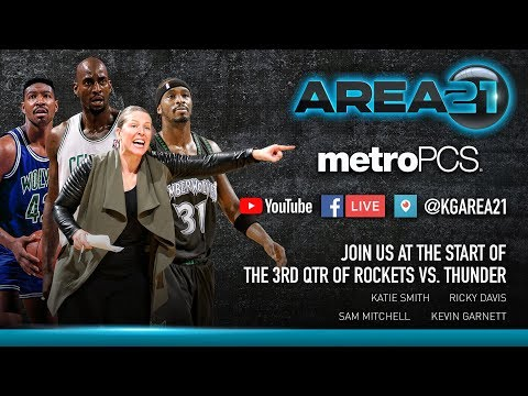 KG Area 21 presented by Metro PCS