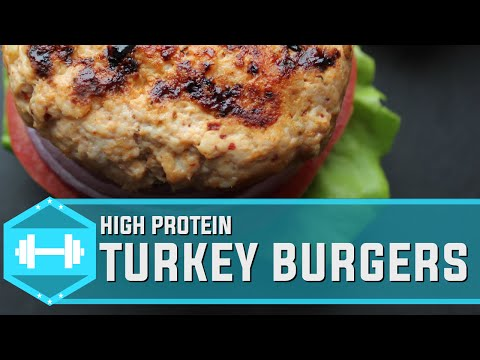 best-turkey-burger-recipe---high-protein-low-fat---easy-&-delicious