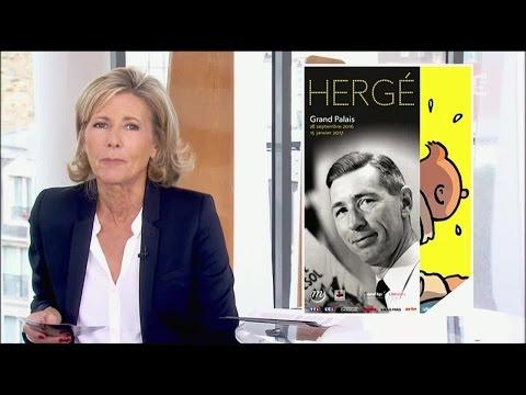 Hergé : une vie à faire Tintin