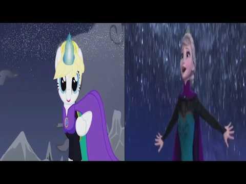 MLP & Frozen: Let It Go (Side By Side)
