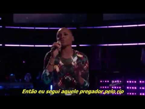 The Voice - Celeste Betton (Something In The Water) Legendado PT