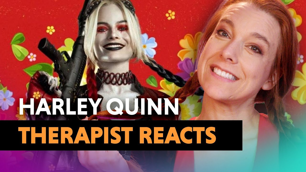 The Suicide Squad: Harley Quinn — Therapist Reacts!