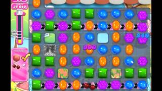 Candy Crush Saga Level 593 No Boosters 3* 224K points