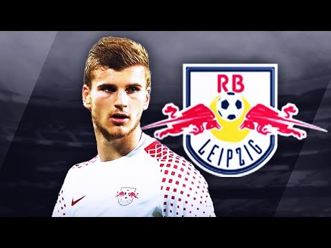 TIMO WERNER - Crazy Speed, Goals, Skills & Assists - 2017/2018 (HD)