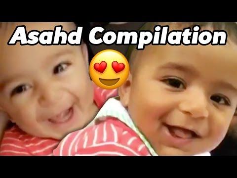 Asahd Khaled Cutest Baby Moments