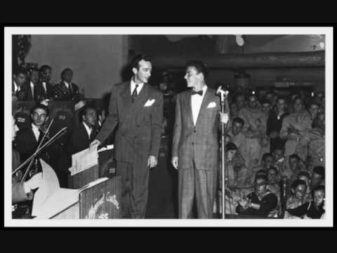 Harry James and Frank Sinatra. Stardust.wmv
