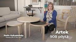 Artek 90B pöytä