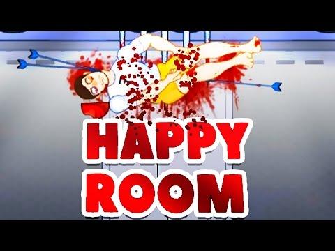 Ragdoll Lab Experiments! - Happy Room Gameplay - Happy Room Part 1