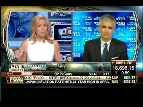 BRUCE TURKEL ON FOX BUSINESS: Sen. Reid v. Redskins, Weight Watchers, $1000 = beer for life