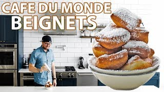 The Best Authentic New Orleans Beignets Recipe