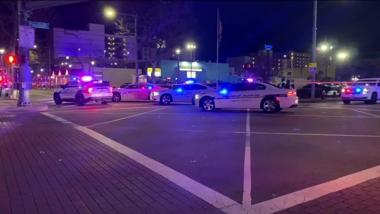 Police: 2 dead in Virginia Beach oceanfront shootings