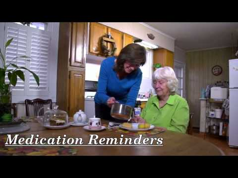 Heart to Heart Senior Care Services promo video