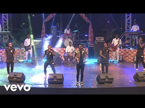 Revolution - Mikina (Live au palais de la Culture d'Abidjan 2018)