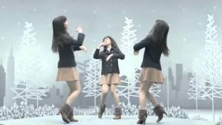 Perfume出演 2010秋のNBBCMです!
