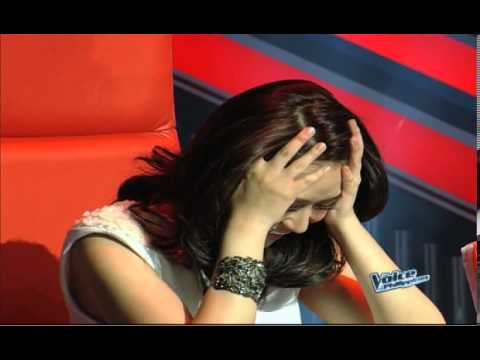THE VOICE Philippines : CHIEN vs MITOY