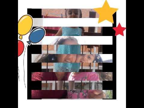 Nazmiye'nin doğum günü