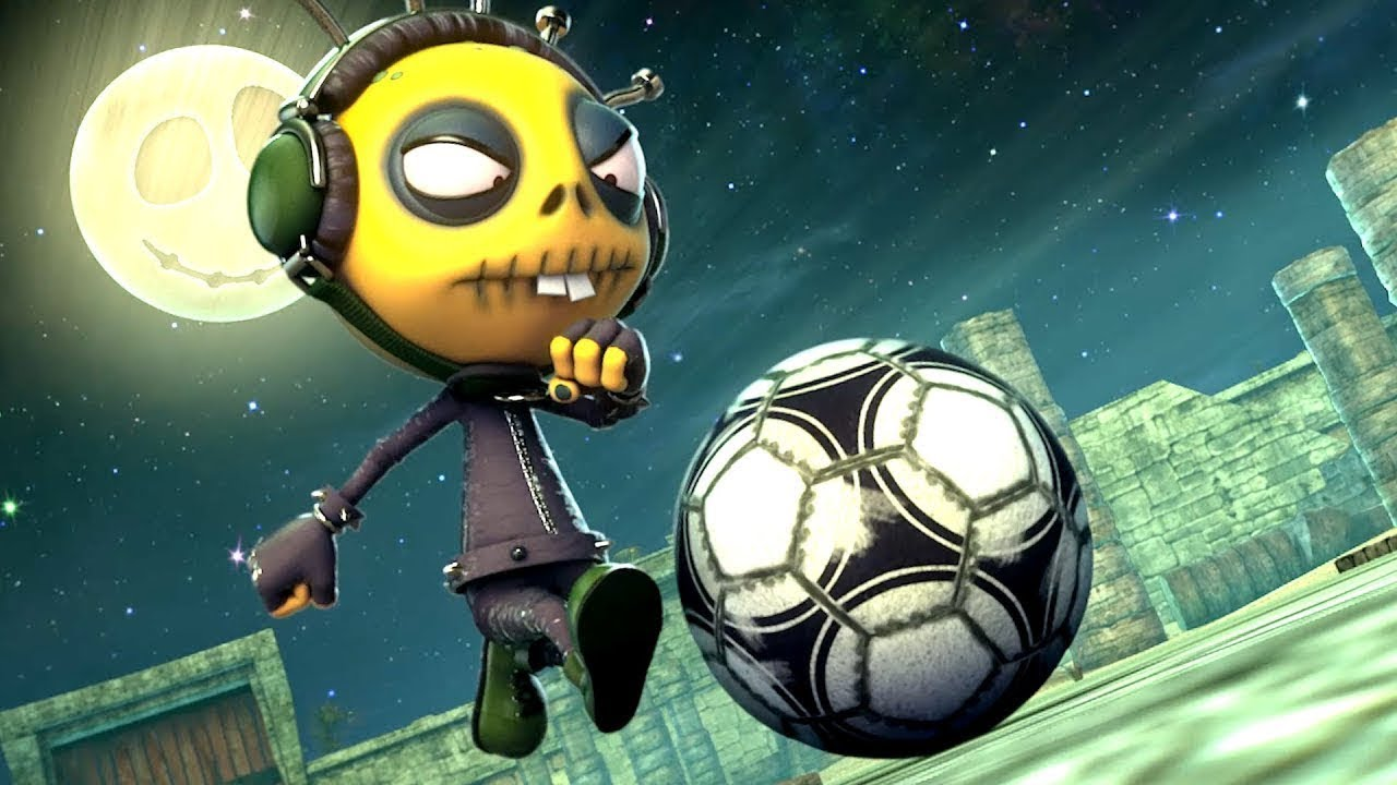 ZOMBIE FOOTBALL MATCH! | Zombie Dumb | Euro Championships | Cartoons For Kids
