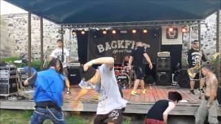 Backfist - Set It Off (Madball Cover)
