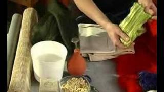 Kurs filcowania na mokro - materiały Wet felting course thumbnail