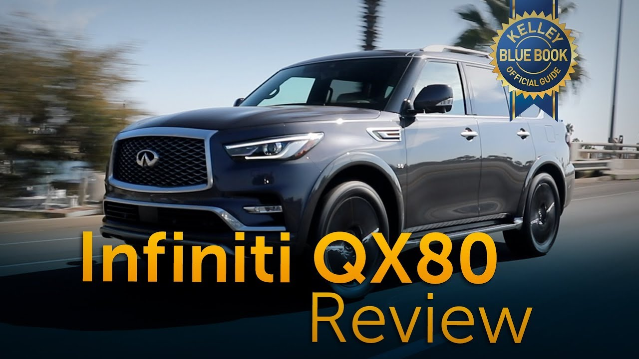 2019 Infiniti Qx80 Review Road Test Youtube