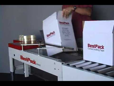 Manual Packing Station (MPBF)