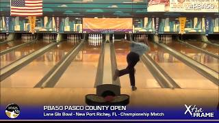 AMAZING BOWLING TRICK SHOT - Norm Duke converts the 7-10 split