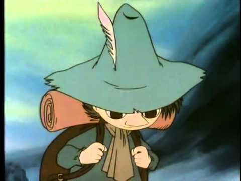 Snufkin Leaves Moomin Valley
