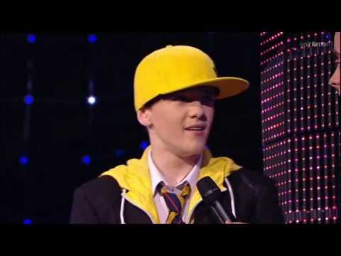 George Sampson [Guest] (HQ) Britain's Got Talent 2009