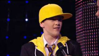 George Sampson [Guest] (HQ) Britain's Got Talent 2009