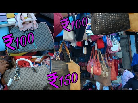 PURSE MARKET | Purse, Handbags for Girls in Cheap Price | DELHI | Tushar 51NGH
