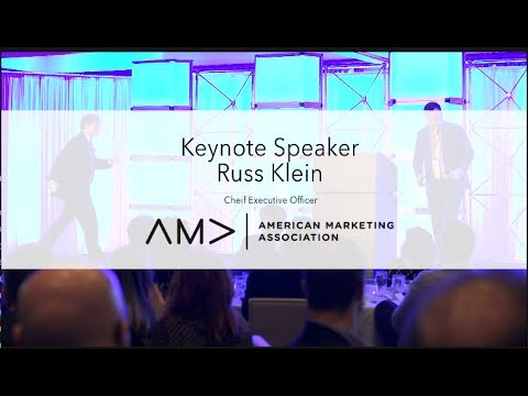 Transformational CMO Assembly: Russ Klein, CEO of American Marketing Association