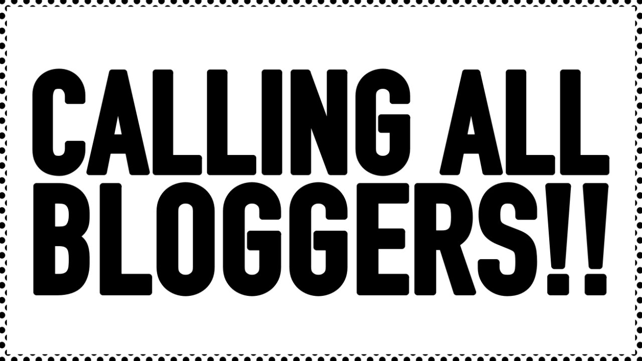 Image result for attention bloggers