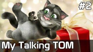 My Talking Tom PO POLSKU [#2] KOTEK Szykuje ŚWIĘTA