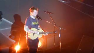 Ed Sheeran - I See Fire live in Hamburg 26.03.2017