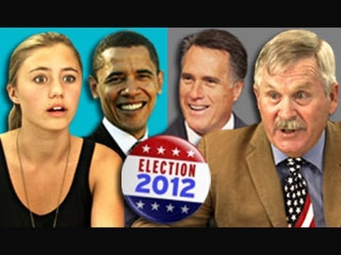 Teens/Elders React to Election 2012