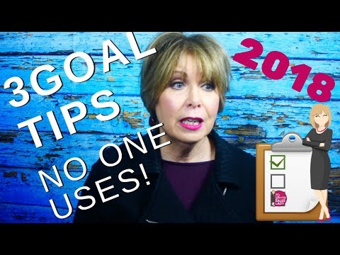 Three Overlooked Parts of Goal Setting I YouTube Sales Coach I Sales Training