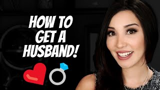 How To Get A Husband! Based 50s Dating Advice